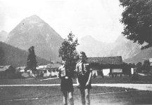 Schueler in der KLV 1943